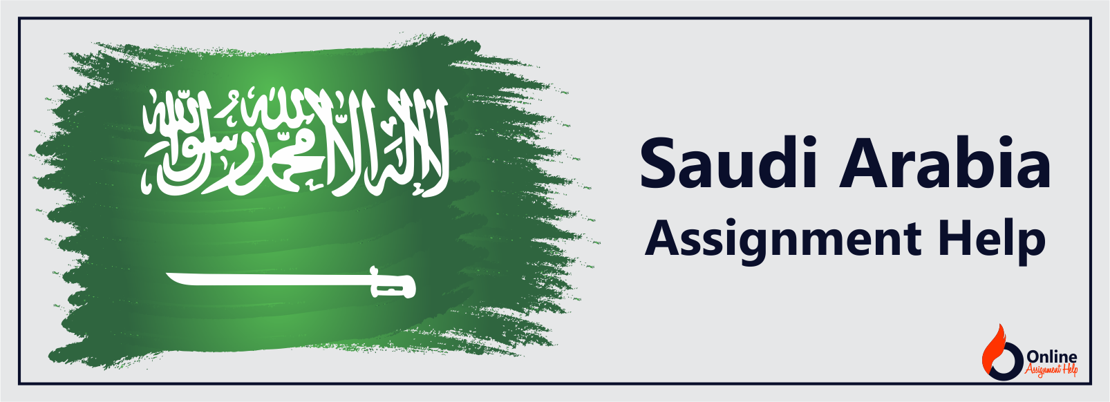 Assignment Help Saudi Arabia